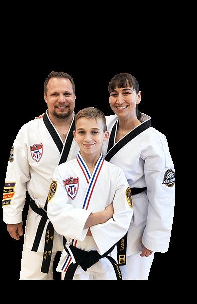 Jamie Vogel Prestige Martial Arts